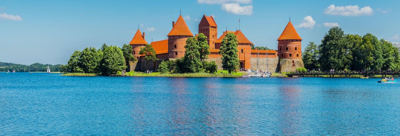 Tour di Trakai in kayak