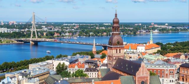 Tour de 8 días por los Países Bálticos