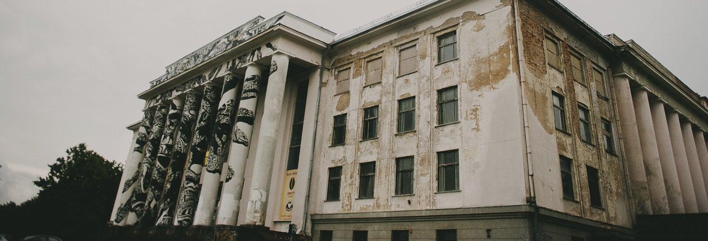 Visite soviétique de Vilnius