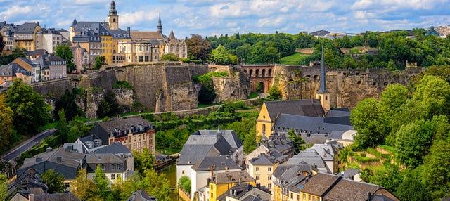 Free tour por Luxemburgo ¡Gratis!