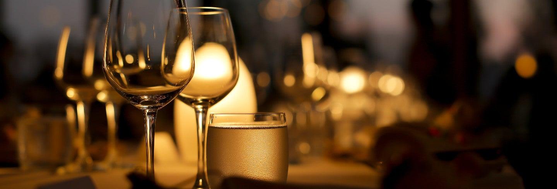 Cena al ristorante giratorio della Torre di Macao
