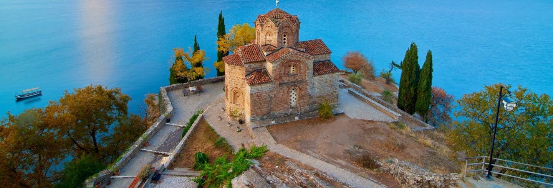 Excursión Ohrid y Mávrovo