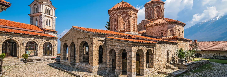 Excursión a Ohrid