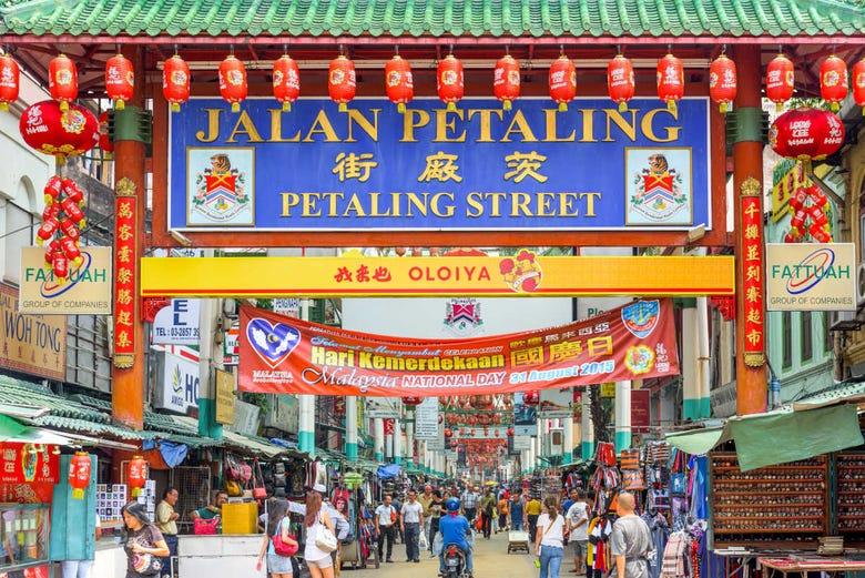 ,Tour por Kuala Lumpur