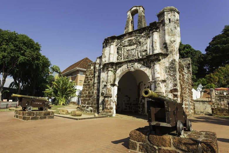 ,Excursión a Malaca