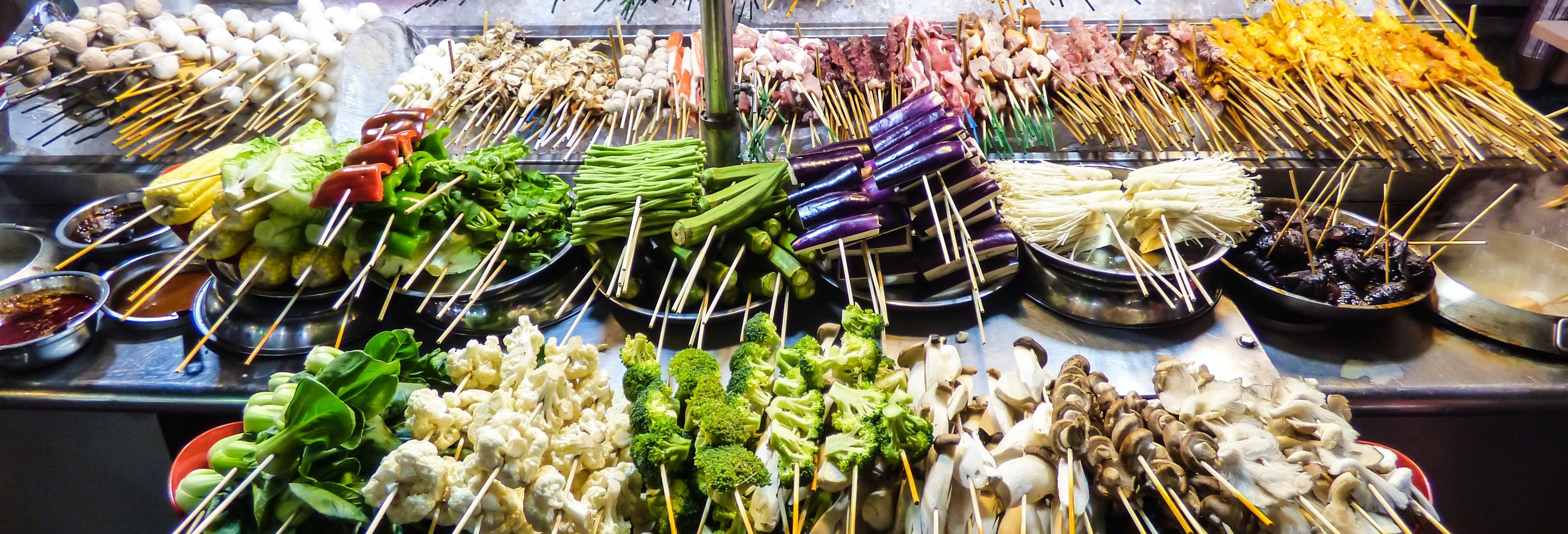 Tour gastronomico di Kuala Lumpur