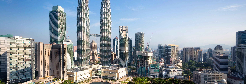 Tour panorâmico por Kuala Lumpur e Batu Caves