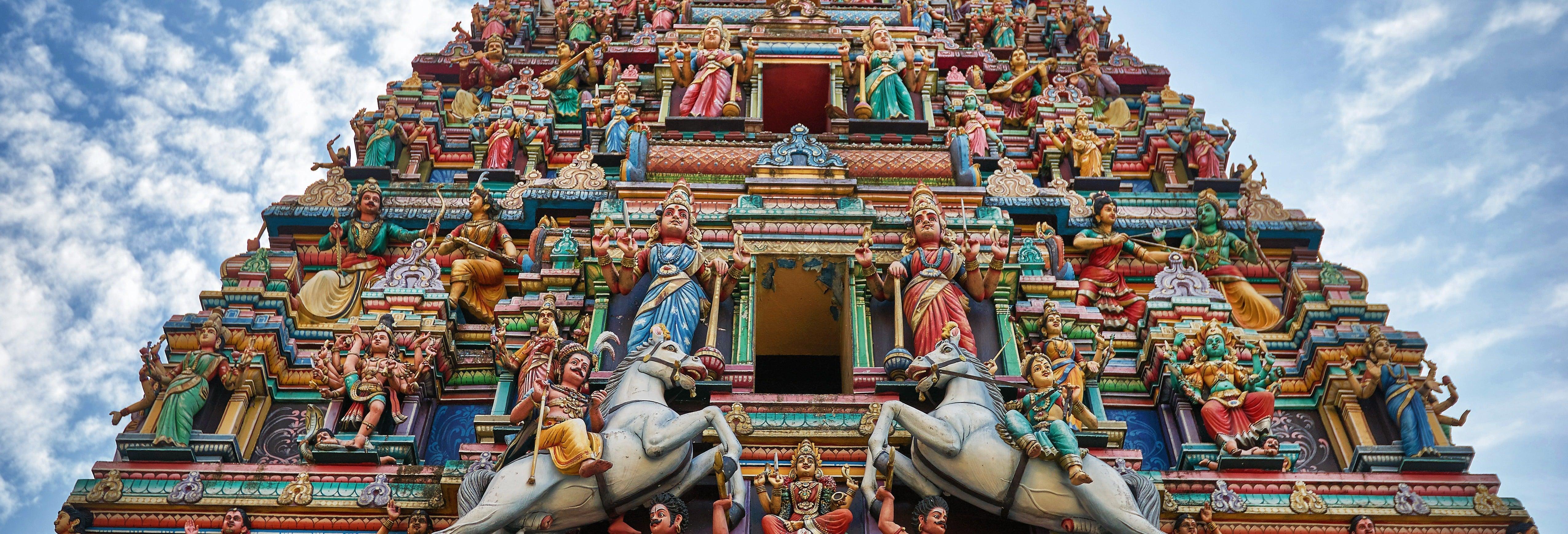 Tour por Kuala Lumpur das três culturas