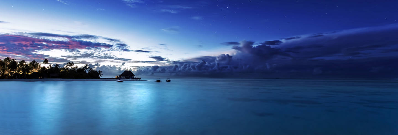 Pesca noturna em Huraa