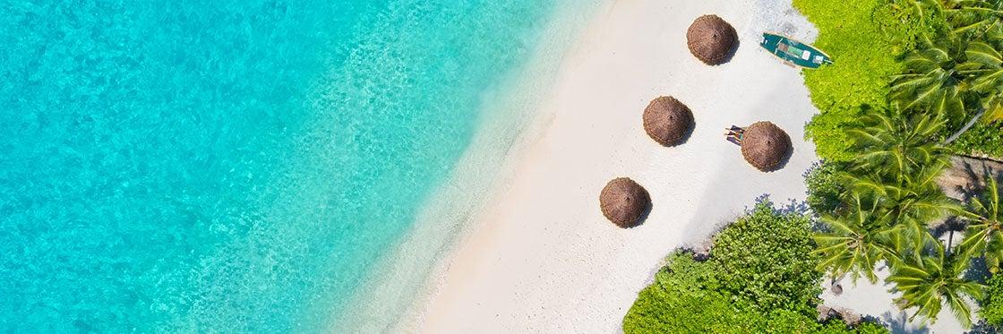 Cómo llegar a Maldivas