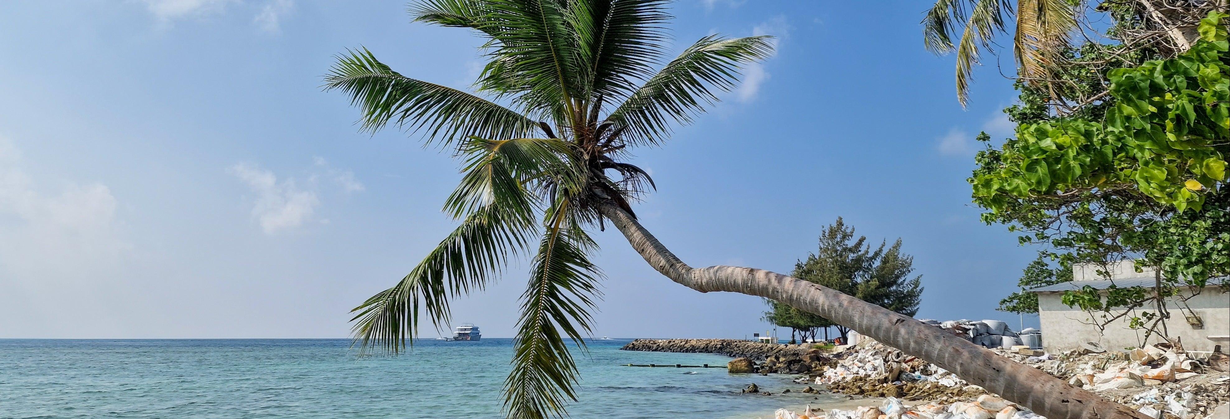 Excursão às ilhas Gulhi e Maafushi