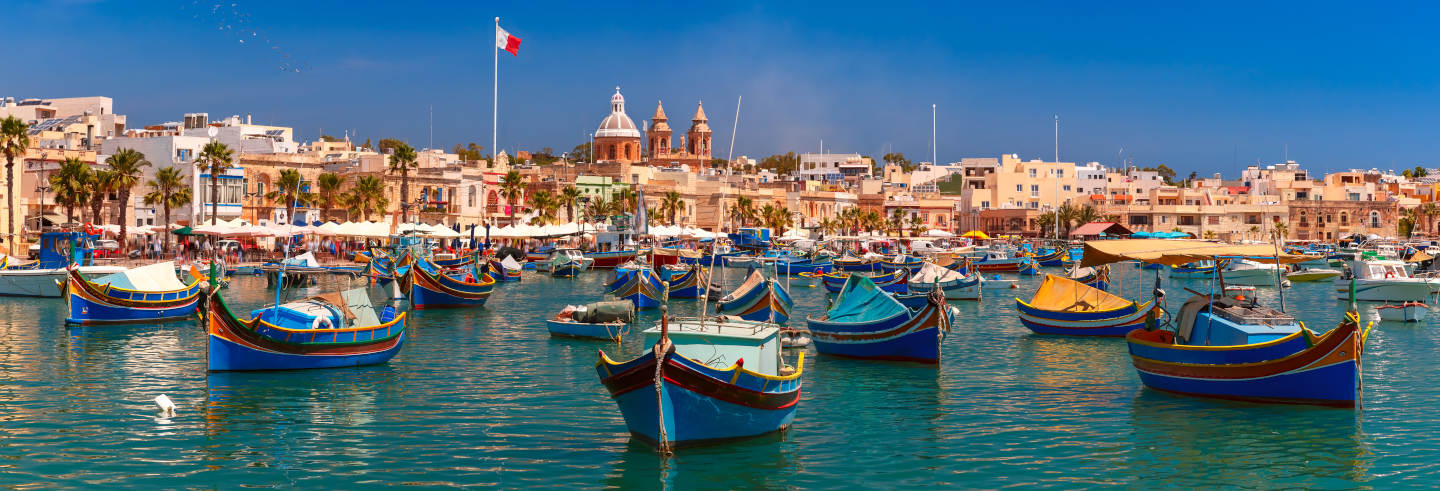Marsaxlokk and Blue Grotto Trip