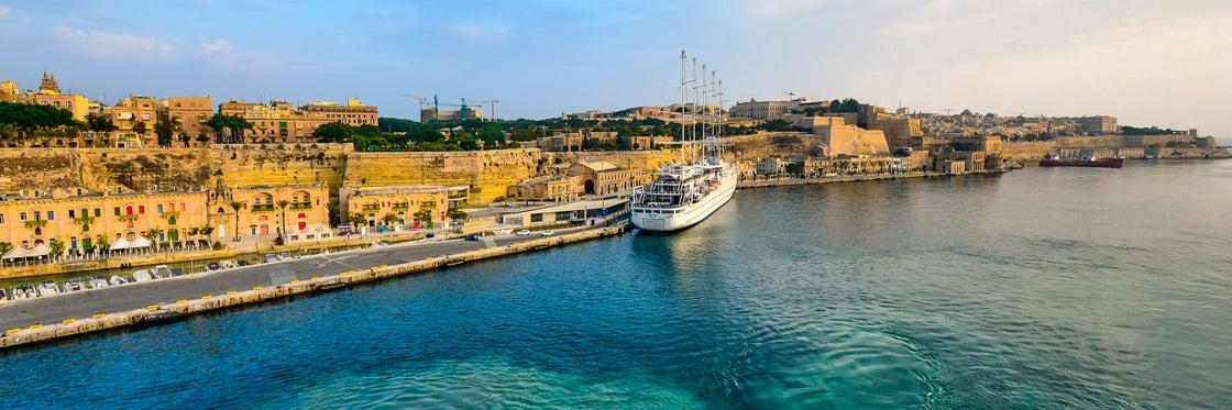 Comment se rendre à Malte