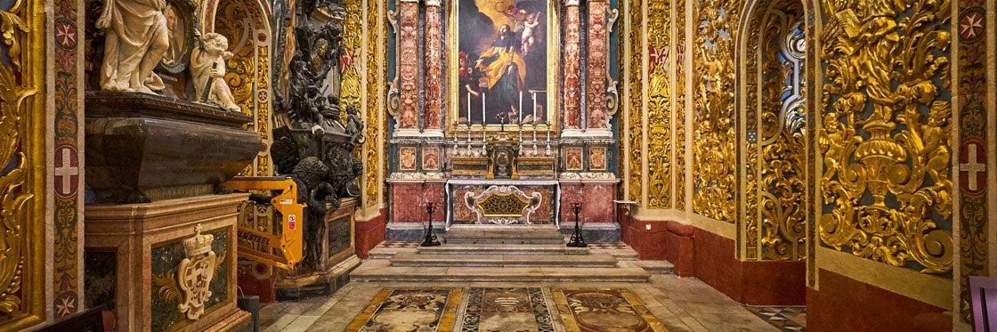 Concatedral de San Juan de Malta