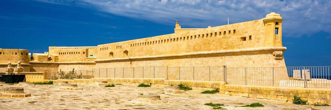 Fuerte de San Telmo de Malta