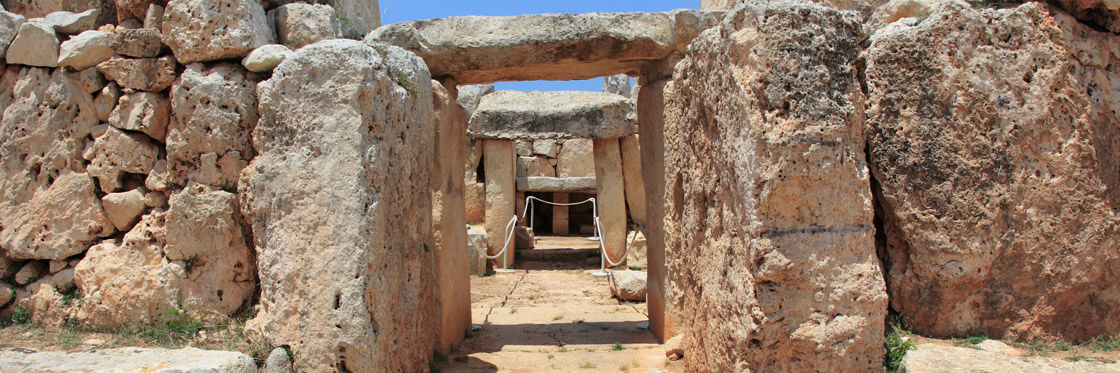 Templo Hagar Qim de Malta