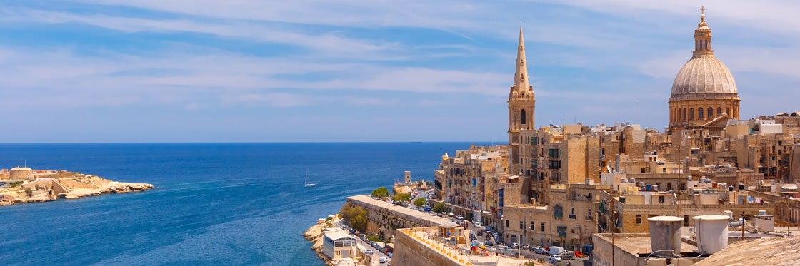 O tempo em Malta