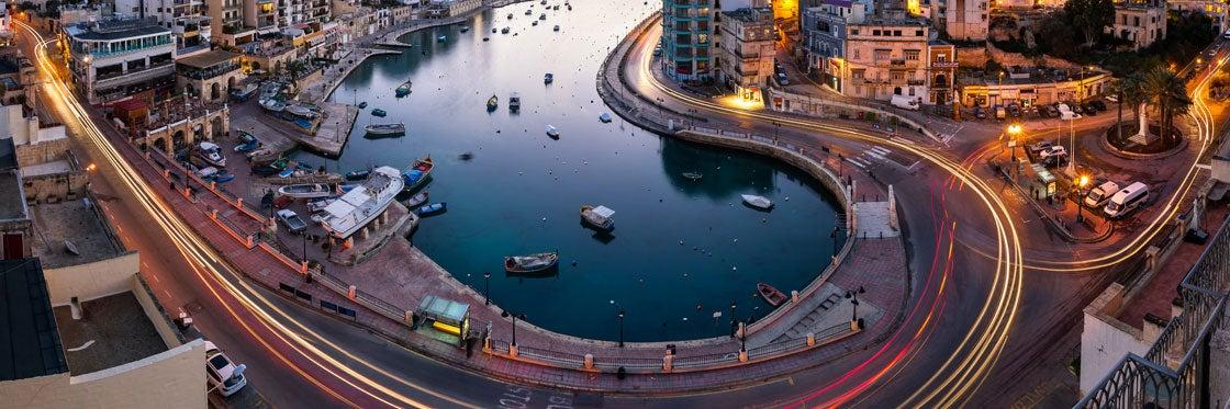 Transporte en Malta