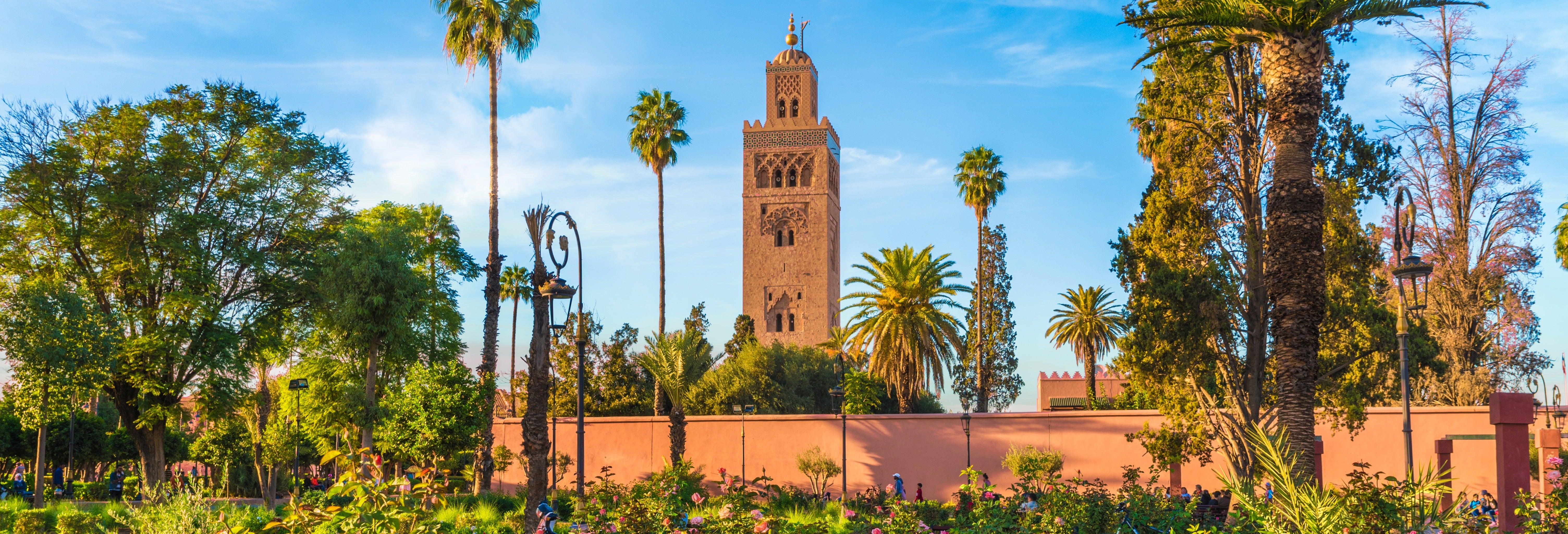 Excursion à Marrakech
