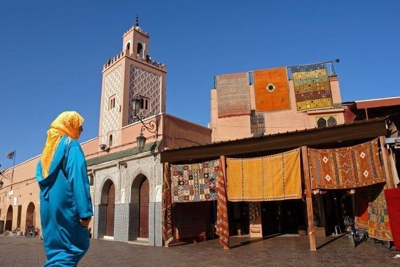 ,Excursión a Marrakech