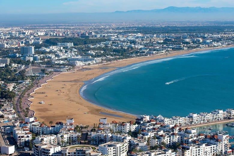 ,Tour por Agadir