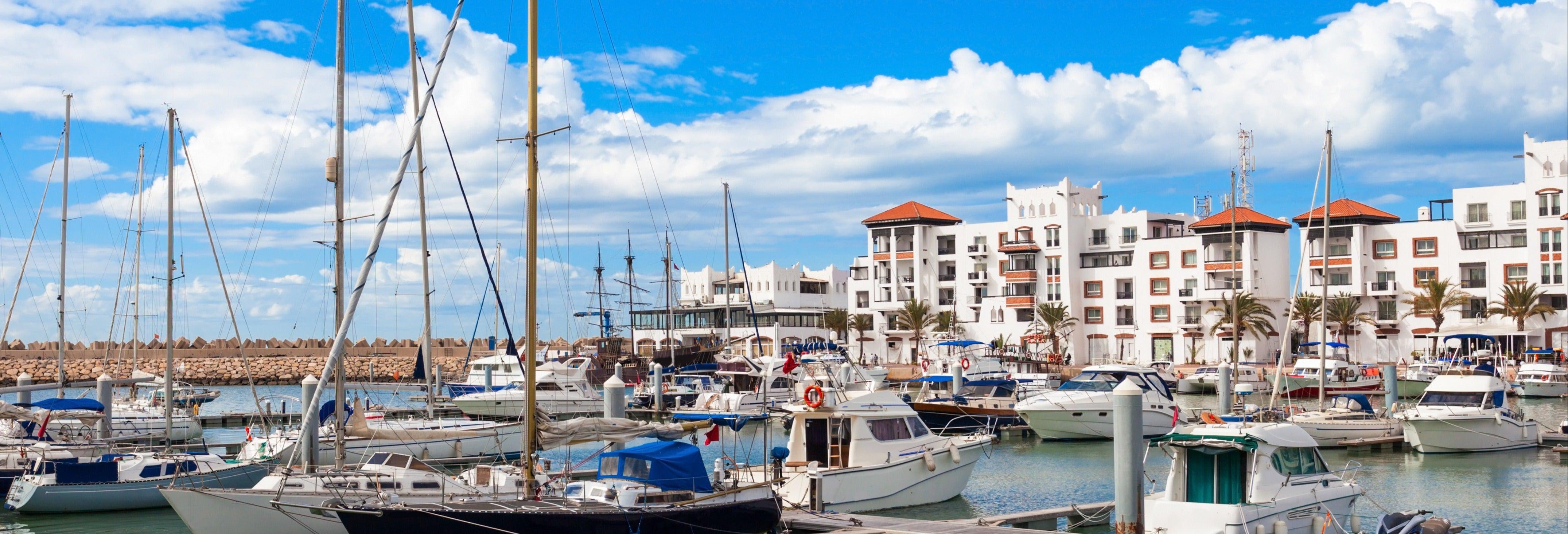 Agadir Coastal Boat Tour