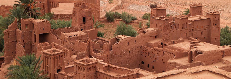 Excursión de 2 días a Ouarzazate