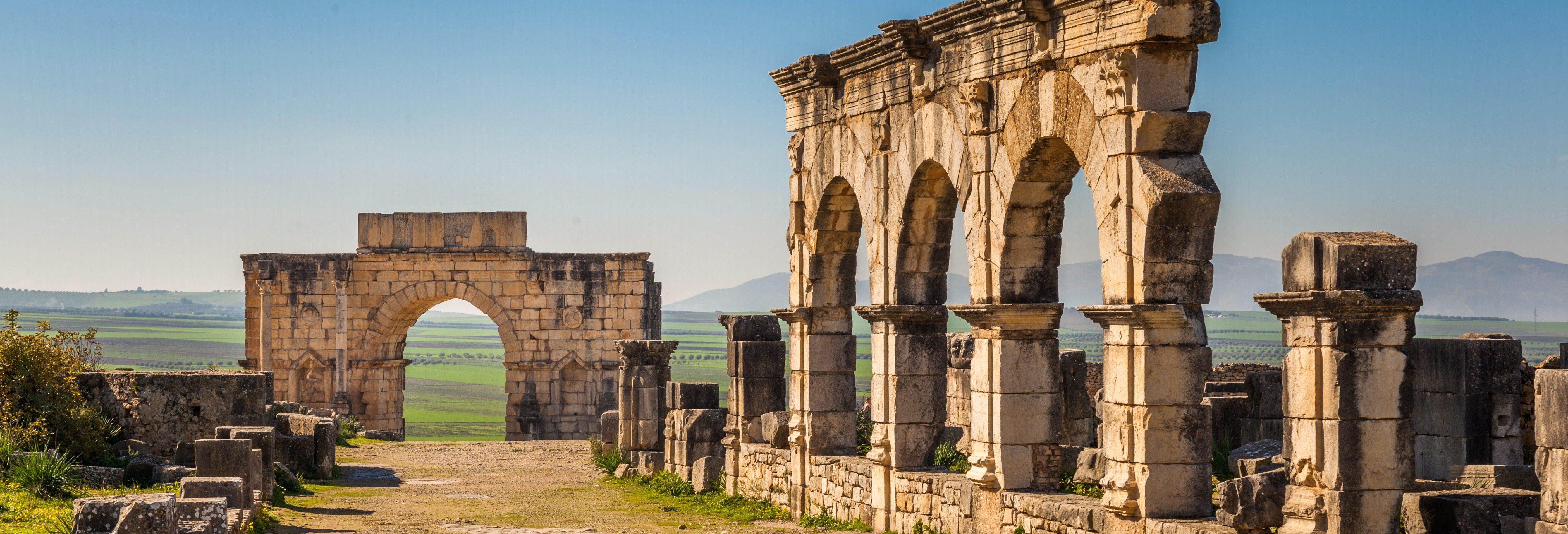 Excursión a Meknes y Volubilis