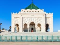 ,Excursión a Rabat