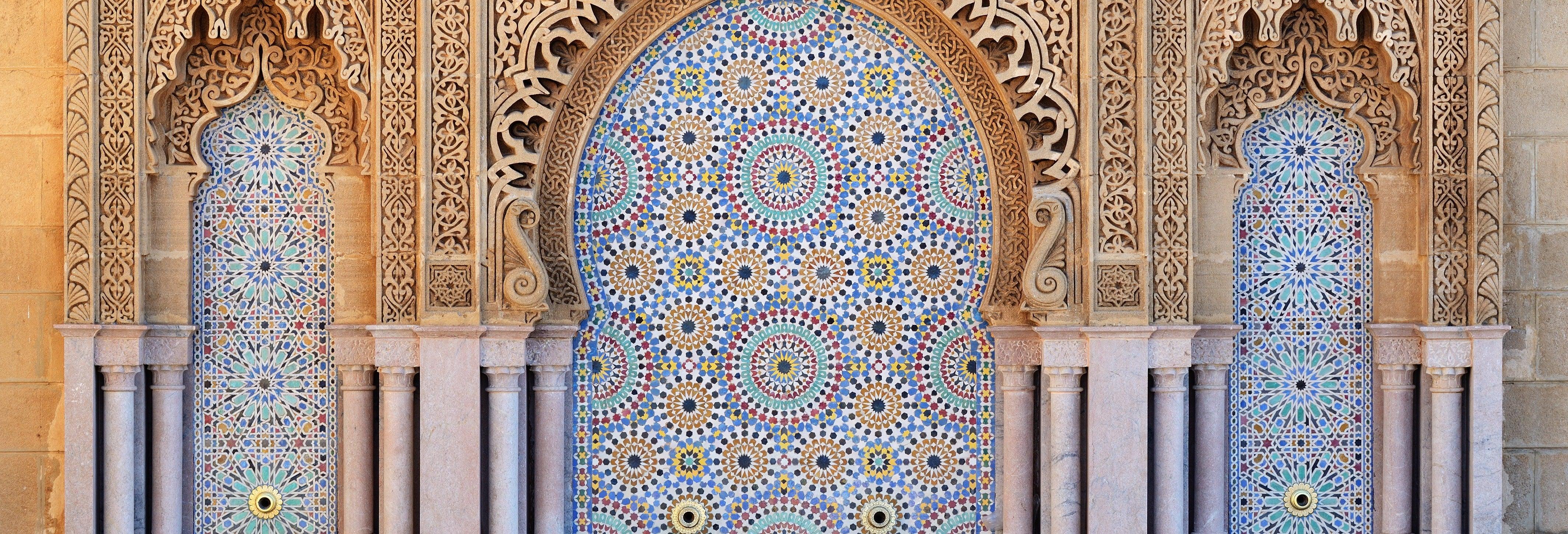 Casablanca and Rabat Tour