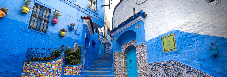 Tour por Chefchaouen con guía en español