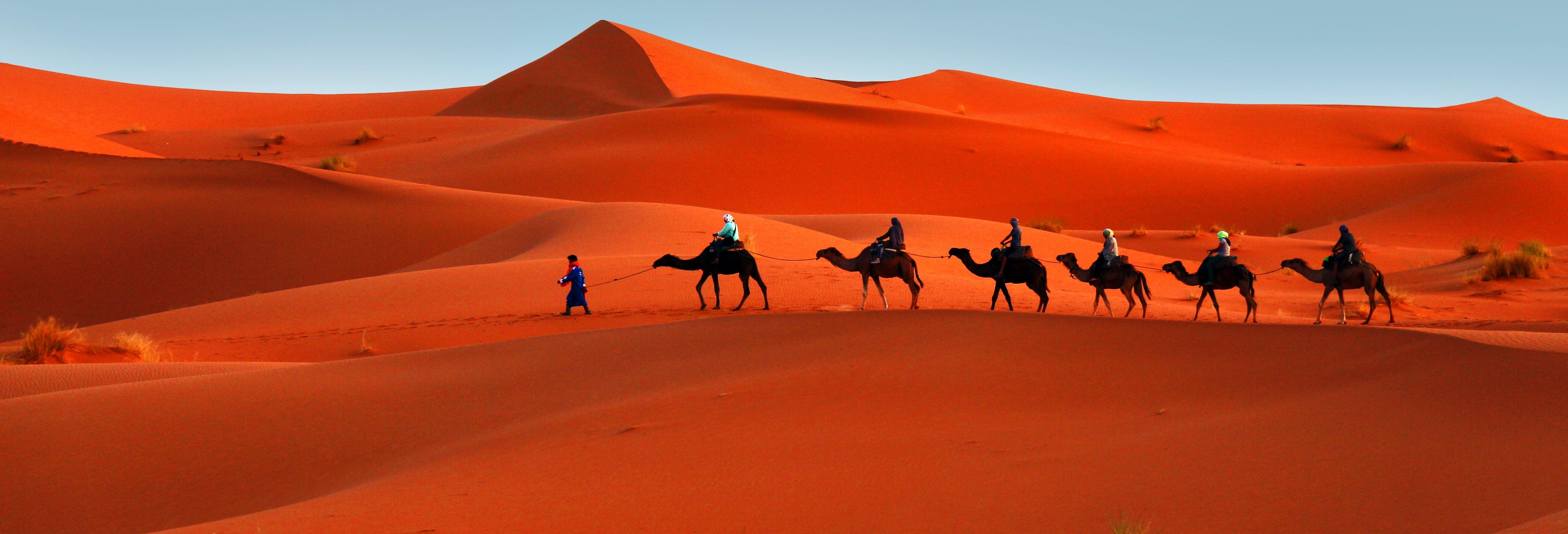 Excursion de 2 jours dans le désert de Merzouga