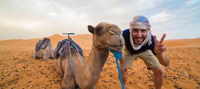 3 días a Merzouga finalizando en Marrakech