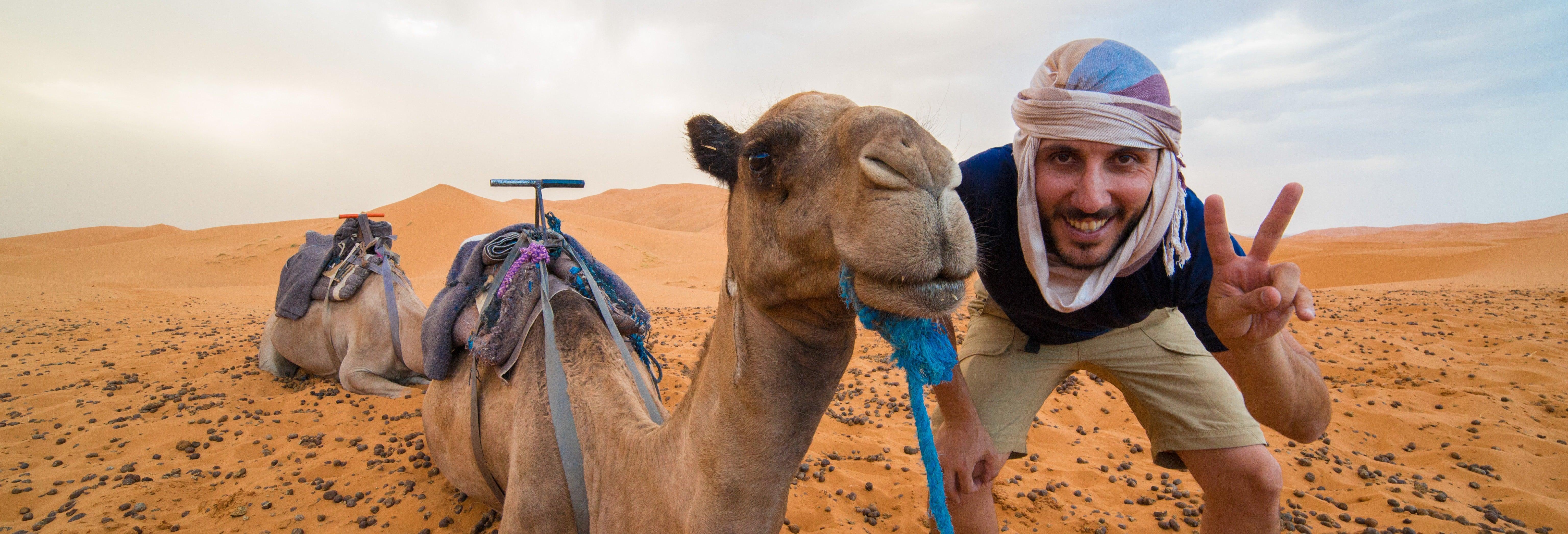 Circuit de 3 jours de Merzouga à Marrakech