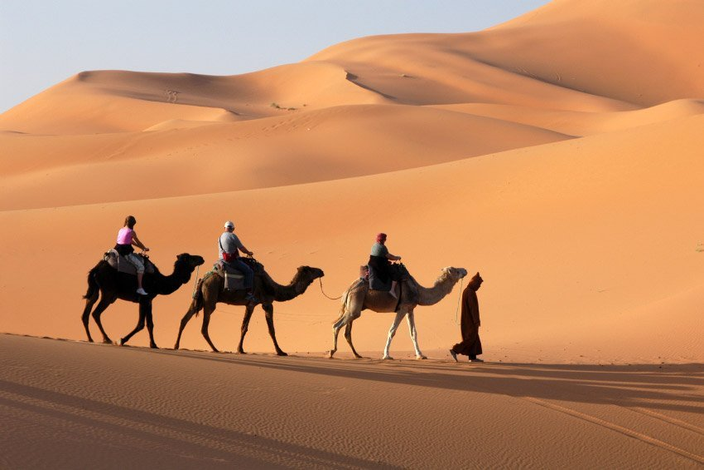 ,Excursión a desierto de Merzouga