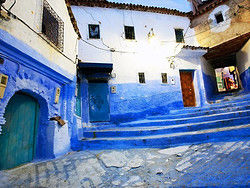 ,Excursion to Chefchaouen