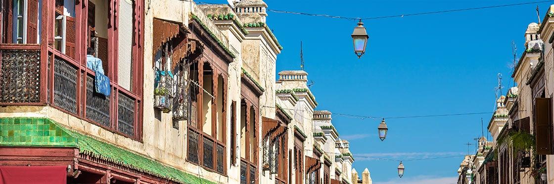 Barrio Judío de Fez (Mellah)