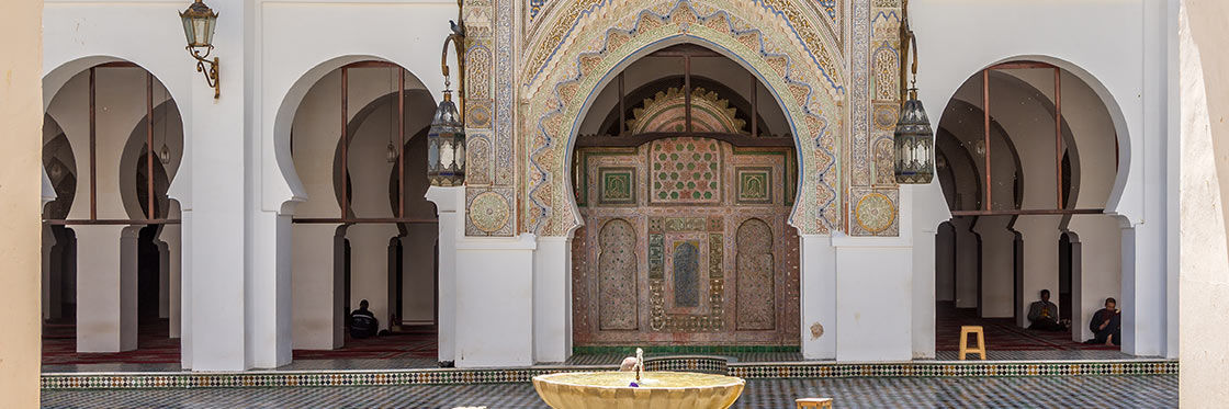La mosquée Al Quaraouiyine