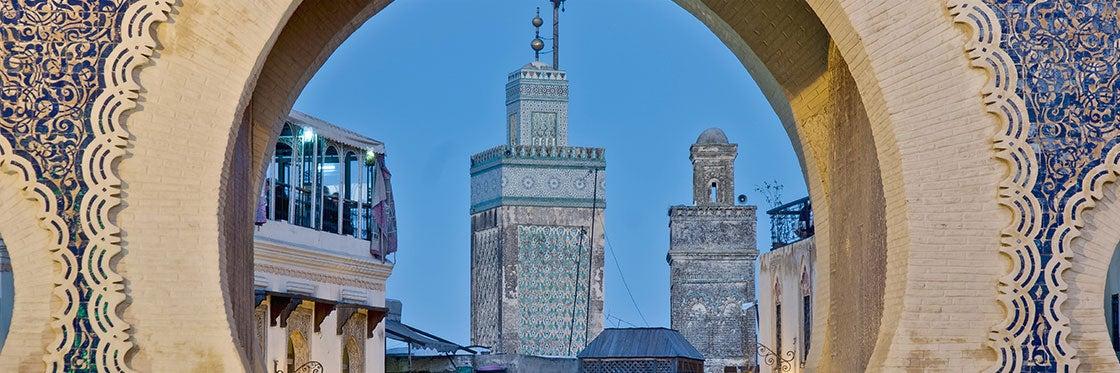 Porte Bab Boujloud