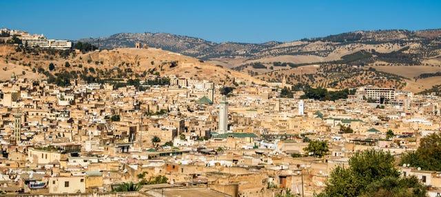 Visita guiada por Fez y tour panorámico