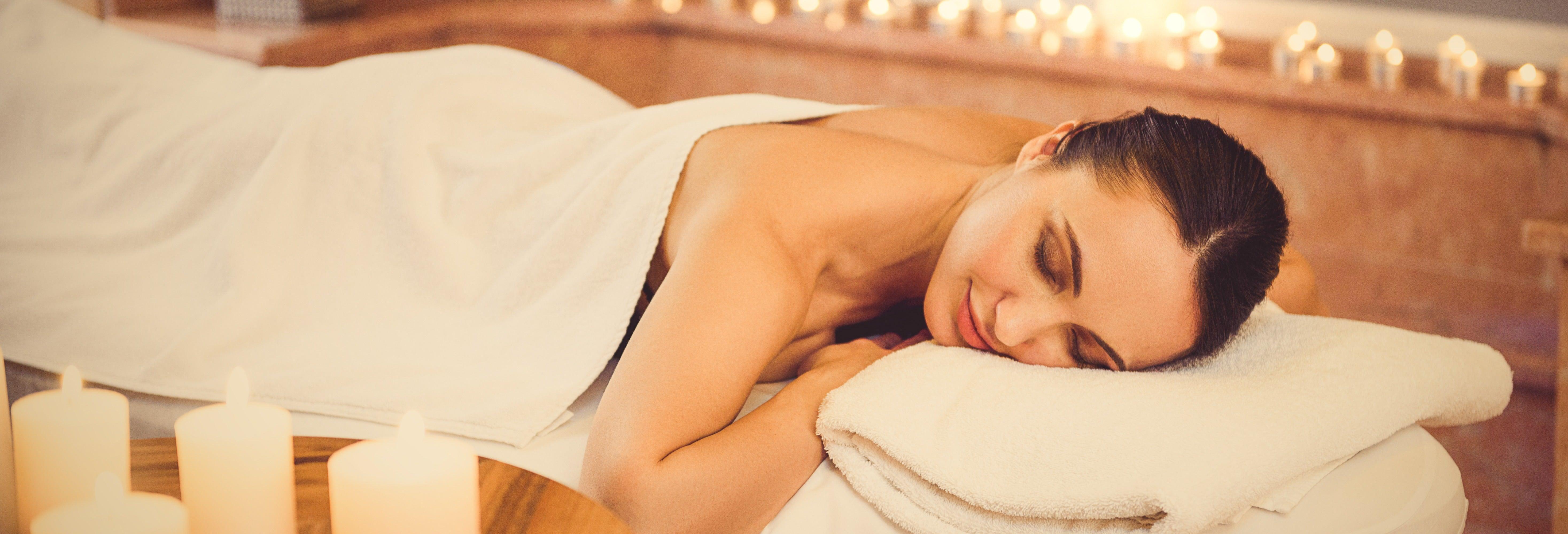 Spa e massaggio in un hammam tradizionale