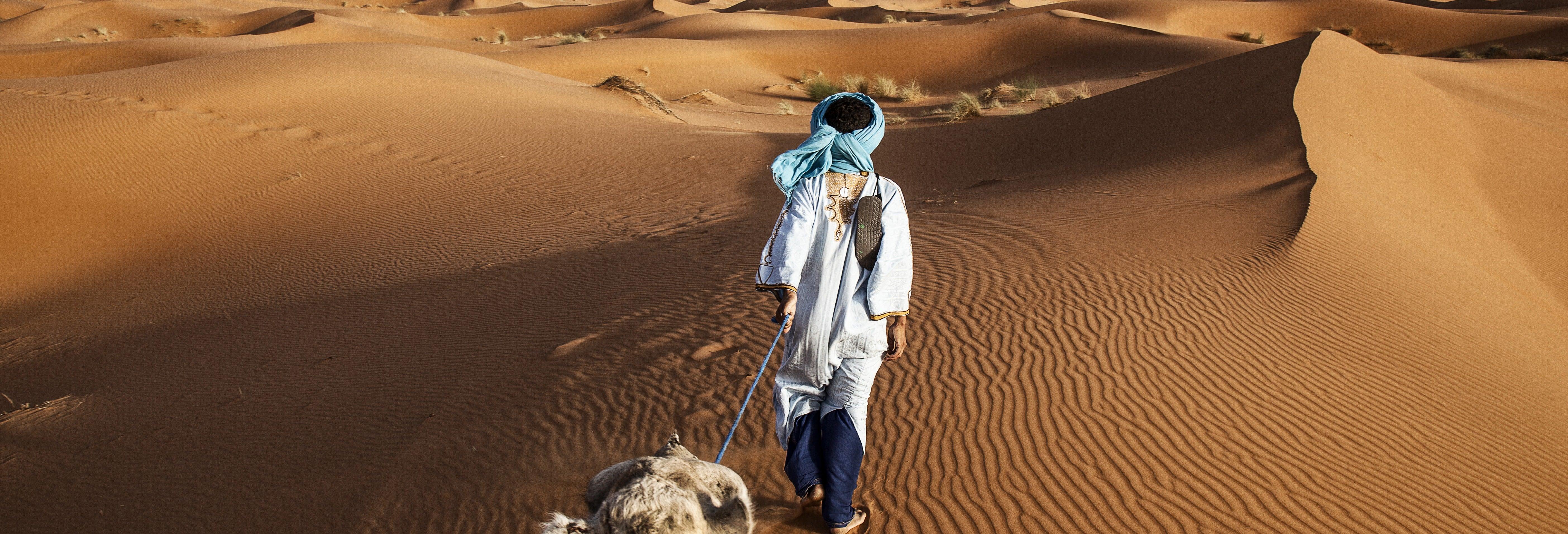 Excursion de 4 jours dans le désert de Merzouga