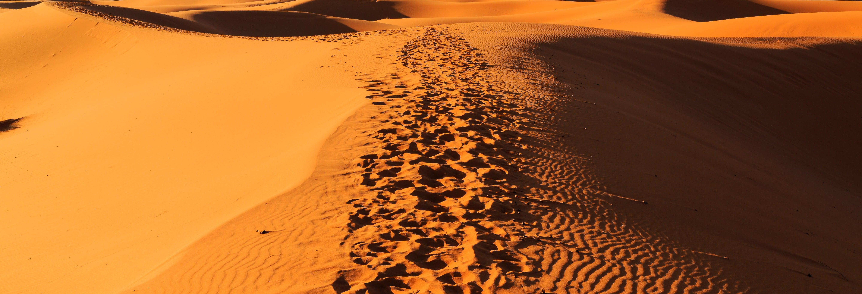 Excursion de 3 jours dans le désert de Merzouga jusqu'à Fès