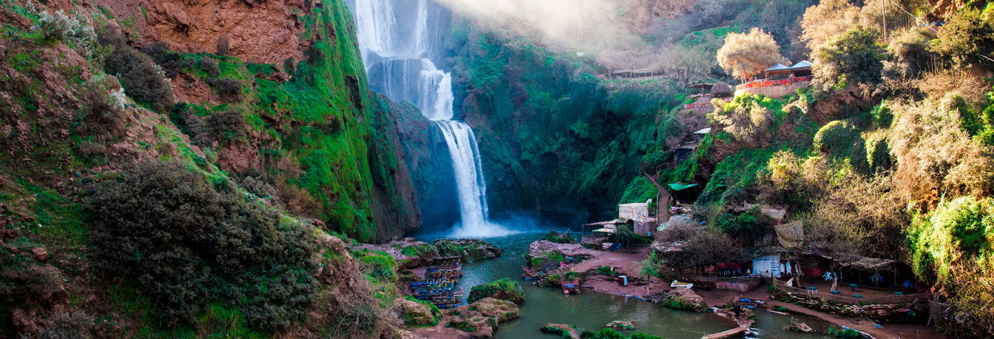 Private Day Trip from Marrakech