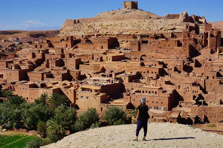 ,1 día,Excursión a Ouarzazate