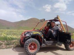 ,Palmeral de Marrakech,Paseo en buggy