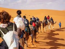 ,Excursión a desierto Merzouga,3 días