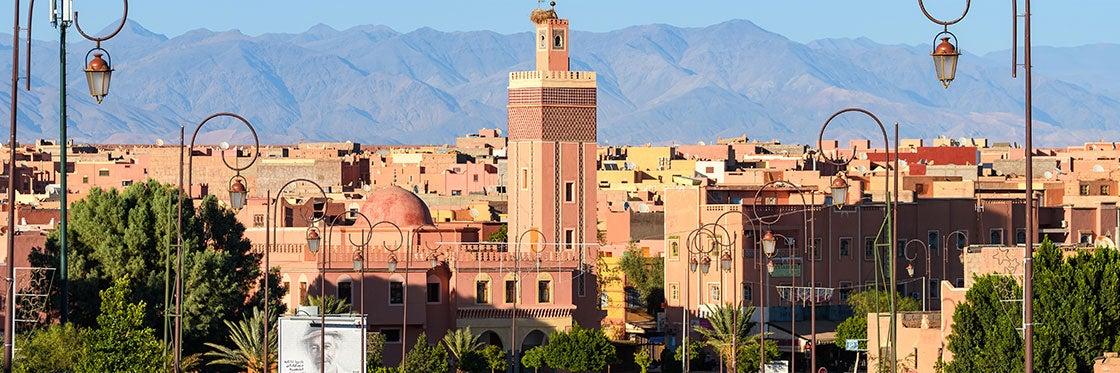 El tiempo en Marrakech