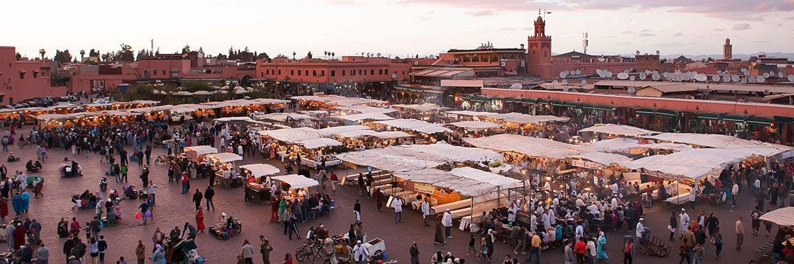 Piazza Jamaa el Fna