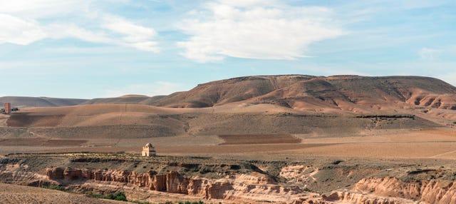 Ruta en quad por el desierto de Agafay